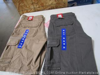Unionbay Mens Cargo shorts 36