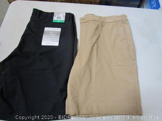 Greg Norman & Izod Mens Shorts 38