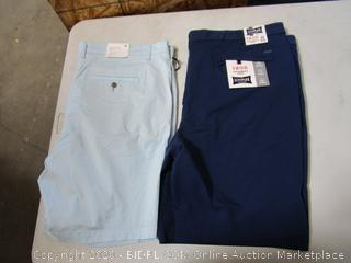 Goodfellow & Izod Mens Shorts 42