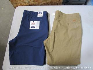 Izod & Dockers Mens shorts 42