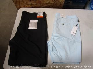 Greg Norman & Goodfellow Mens Shorts 42