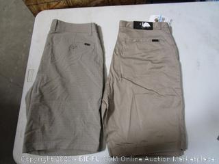 Calvin Klein & Hang Ten Mens Shorts 36