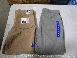Izod & O'Neill Mens Shorts 36