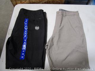 Hang Ten Mens Shorts 36