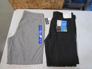 O'Neill & haggar Ultimate Comfort Mens Shorts 36