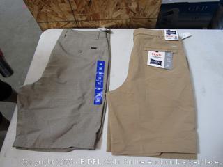 Izod & Hang Ten Men's Shorts Size 36