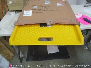 Portable Poly Ramp