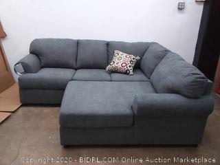 Ashley Furniture DLX jayceon laf sofa sectional (Online $1,036)
