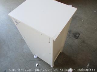 3-Drawer Bathroom Floor Cabinet