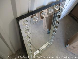 """Safavieh - Paloma Wall Mirror, 35.4"""" W x 23.6"""" H (Retail $200)"""