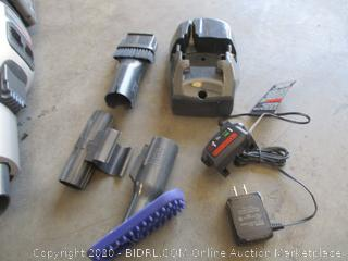 Black + Decker - Cordless Stick Vacuum for Pets, Powers On (Retail $200)