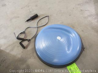 BOSU - Balance Trainer Ball with Resistance Bands