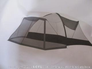 Pacific Pass - 6 Person Family Dome Tent with Screen Room (Retail $130)