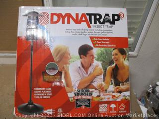 DynaTrap - Insect and Mosquito Trap with Pole Mount (Retail $125)