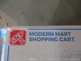 Step 2 - Modern Mart Shopping Cart