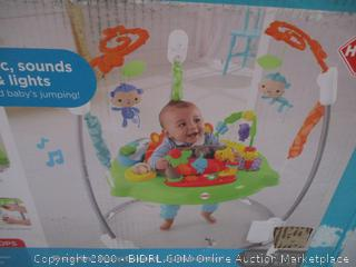 Fisher Price - Rainforest Jumperoo (Retail $105)