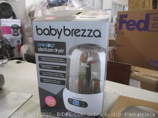 Baby Brezza - Baby Bottle Sterilizer and Dryer Machine (Retail $100)