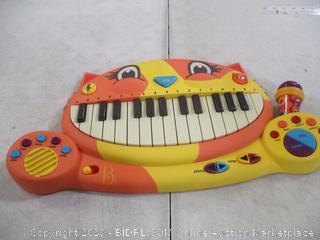 B. Toys - Children's Keyboard Cat Piano