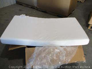"Graco - Premium Foam Crib and Toddler Mattress (52"" x 28"")"