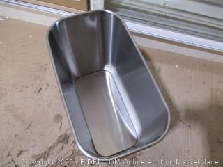 iDesign - Stainless Steel Waste Can
