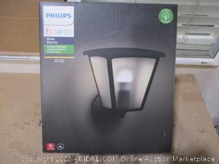Philips 0 Hue Inara Wall Mounted Outdoor Lantern