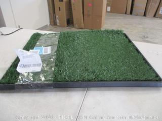 "Artificial Grass Dog Relief System (20"" x 24"")"