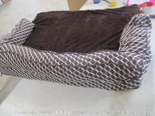 Furhaven - Large Couch Orthopedic Pet Bed