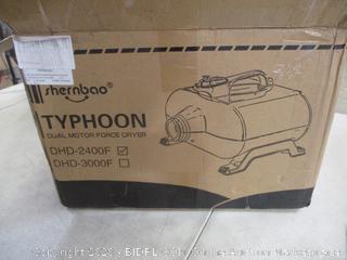 Shernbao - High Velocity Professional Dog Pet Grooming Hair Dryer ($298 Retail)