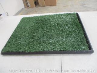 """Petmaker - Artificial Grass Pet Relief System (19"""" x 24"""")"""