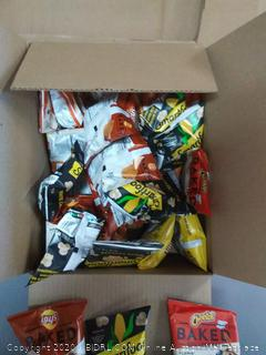 Frito-Lay 40 count baked and popped chips