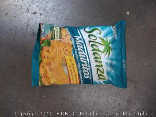Soldanza Maduritos Plantain Chips, 2.5 Ounce (Pack of 24) (Online $27)