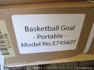 Spalding Basketball Hoop 60'' (Retail $975)