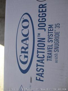 Graco FastAction Travel System (See Pictures)
