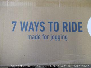 Graco Jogger 2.0 Travel System (See Pictures)