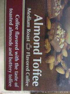 Almond Toffee Medium Roast
