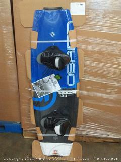 O'Brien wakeboard system 124 W  / clutch 2 - 5(cubby 3)