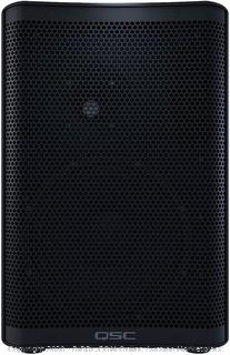 QSC CP8 Compact Active Powered Loudspeaker, 2-Way, 1000w, 8 (Online $399)