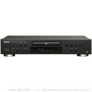 Teac CD-P650 compact disc player (Online $150)