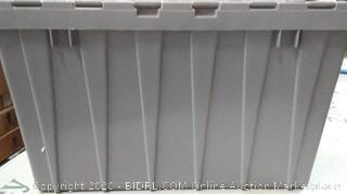 akro ALC plastic Gray Tub