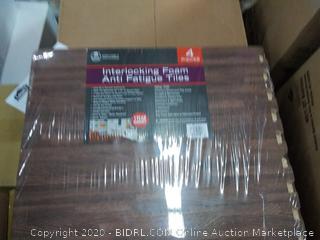 interlocking foam anti fatigue tiles