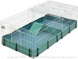 New Midwest Homes For Pets White Guinea Habitat Plus 47x24x14 (Online $65)