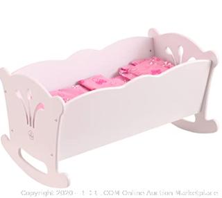 KidKraft 60101 Lil Doll Cradle Kids Furnitures Toy (Retails $42)