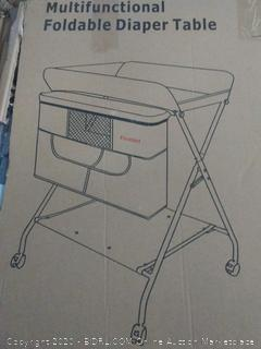for start multifunctional foldable diaper table