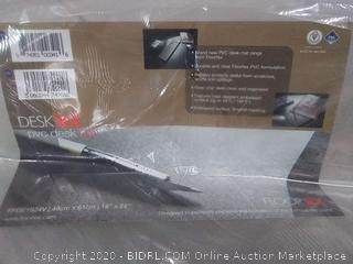 "DeskTex PVC Desk Mat 19"" x 24"""