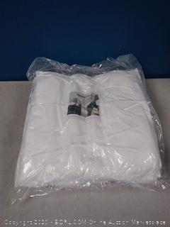 "amazonbasics pillow inserts 2-pack - 24"" x  24"" (online $21)"