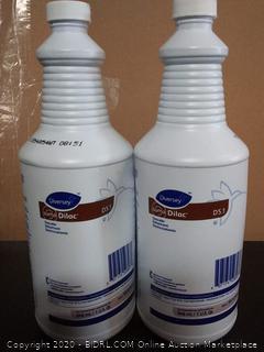 Diversey Suma Dilac Descaler D5.1 32-Ounce 2 bottles