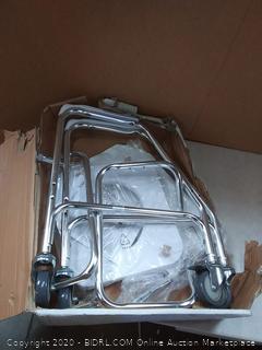 DMI® Rolling Shower Padded Transport Chair