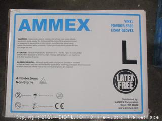 Ammex Exam Gloves (Large, 1000 Count)