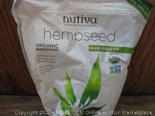 Nutiva Hemp Seed