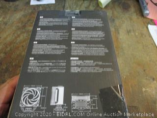 Hyoer 22 RGB Black Edition with RGB Fan